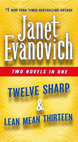Twelve Sharp & Lean Mean Thirteen By Janet Evanovich