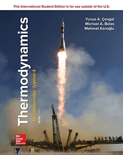 THERMODYNAMICS: AN ENGINEERING APPROACH By Yunus A. Cengel