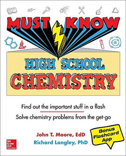 Must Know High School Chemistry By John Moore