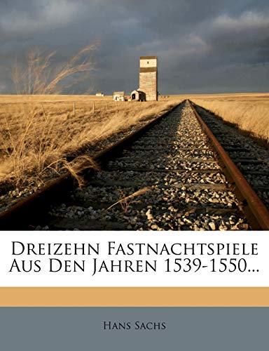 Sammtliche Fastnachtspiele Von Hans Sachs. II. Bandchen. By Hans Sachs