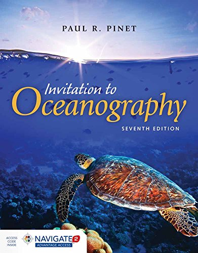 Invitation to Oceanography - with access code By Paul R. Pinet