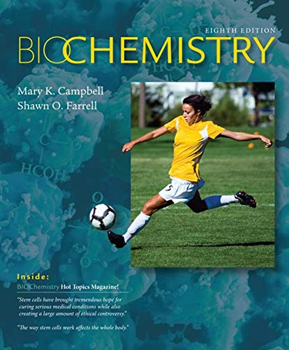 Biochemistry By Shawn Farrell (Olympic Training Center)