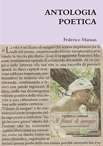 Antologia Poetica By Federico Maman