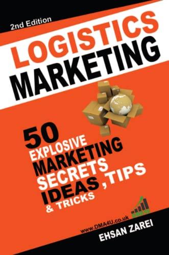 Logistics Marketing By Ehsan Zarei
