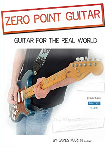Zero Point Guitar By James Martin