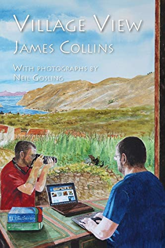 Village View By James Collins