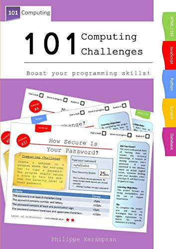 101 Computing Challenges By Philippe Kerampran
