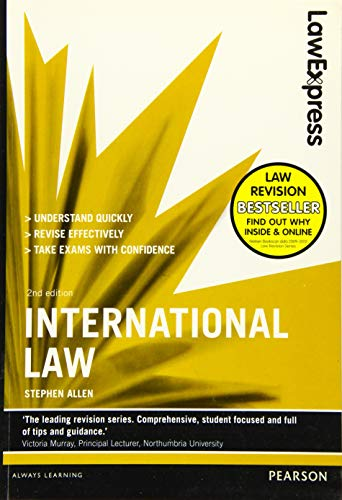 Law Express: International Law by Stephen Allen