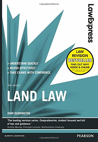 Law Express: Land Law by John Duddington