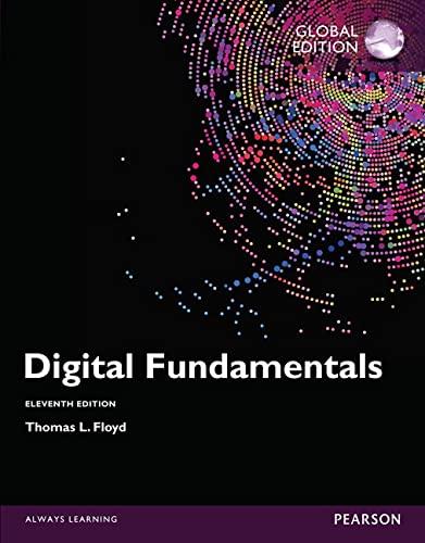 Digital Fundamentals, Global Edition By Thomas L. Floyd