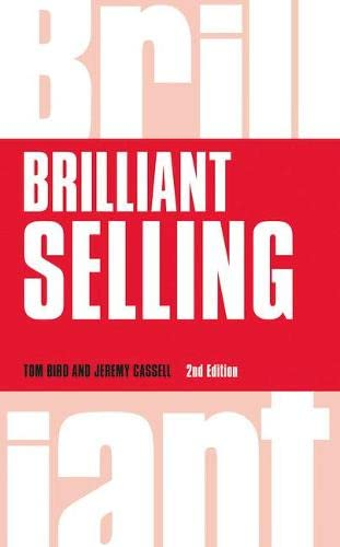 Brilliant Selling by Tom Bird