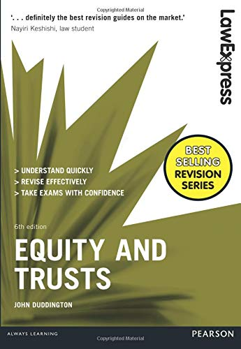 Equity and Trusts (Law Express): Equity and Trusts By John Duddington