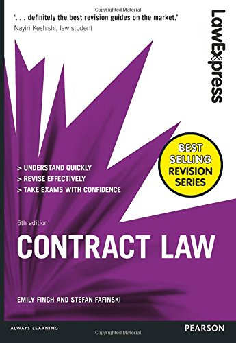 Law Express: Contract Law by Emily Finch