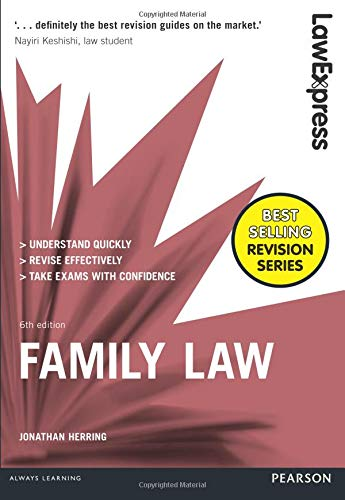 Law Express: Family Law by Jonathan Herring