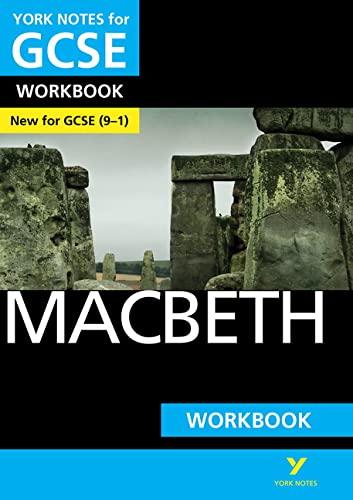 Macbeth: York Notes for GCSE (9-1) Workbook von Mike Gould