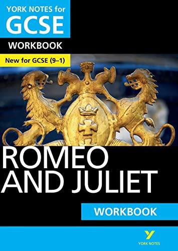 Romeo and Juliet: York Notes for GCSE (9-1) Workbook von Susannah White