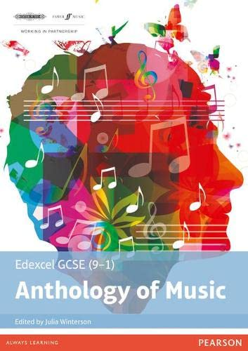 Edexcel GCSE (9-1) Anthology of Music By Edited by Julia Winterson