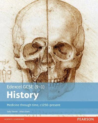 Edexcel GCSE (9-1) History Medicine through time, c1250-present Student Book von Hilary Stark