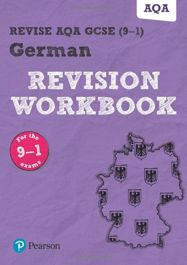 Revise AQA GCSE German Revision Workbook von Harriette Lanzer