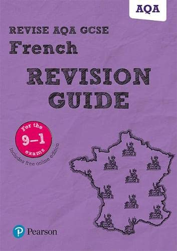 Revise AQA GCSE (9-1) French Revision Guide By Stuart Glover