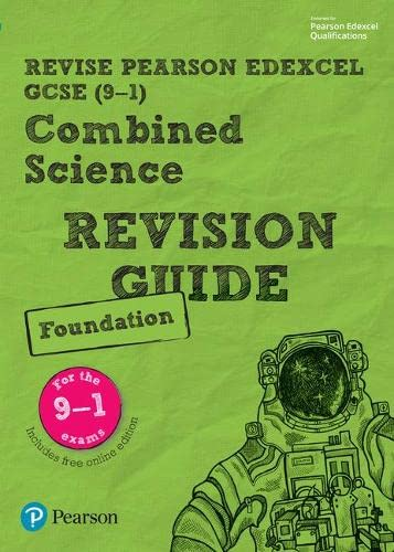 Revise Edexcel GCSE (9-1) Combined Science Foundation Revision Guide By David Waller
