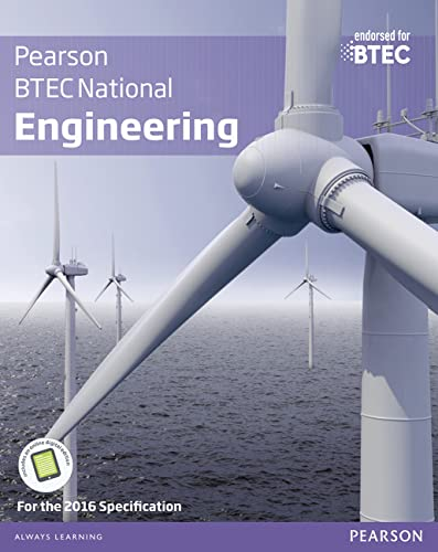 BTEC National Engineering Student Book By Andrew Buckenham