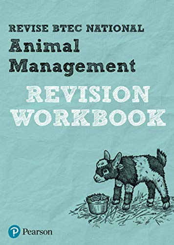 Revise BTEC National Animal Management Revision Workbook By Laura Johnston