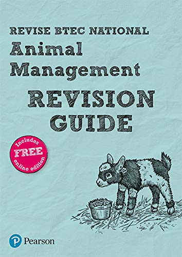 Revise BTEC National Animal Management Revision Guide By Natalia Betts