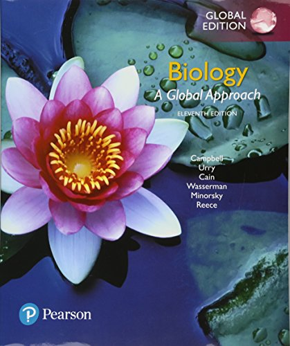 Biology: A Global Approach, Global Edition By Neil A. Campbell