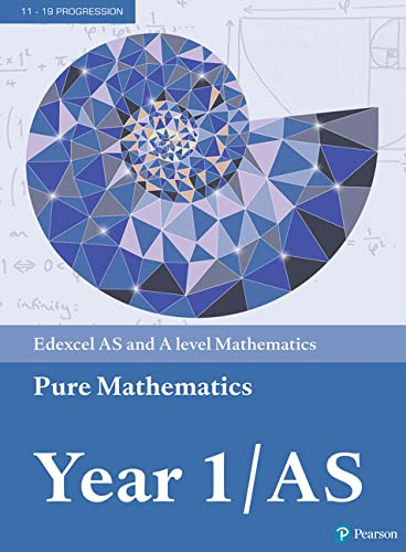 Edexcel AS and A level Mathematics Pure Mathematics Year 1/AS Textbook + e-book By Mr Joe Petran