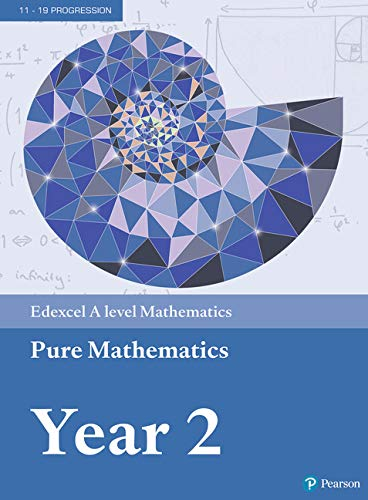 Edexcel A level Mathematics Pure Mathematics Year 2 Textbook + e-book (A level Maths and Further Maths 2017) By Mr Cong San