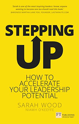 Stepping Up By Sarah Wood