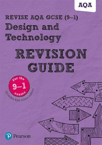 Revise AQA GCSE Design and Technology Revision Guide By Mark Wellington