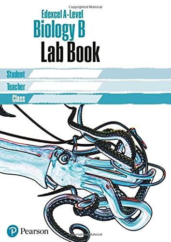 Edexcel Alevel Biology Lab Book By . Aa.Vv