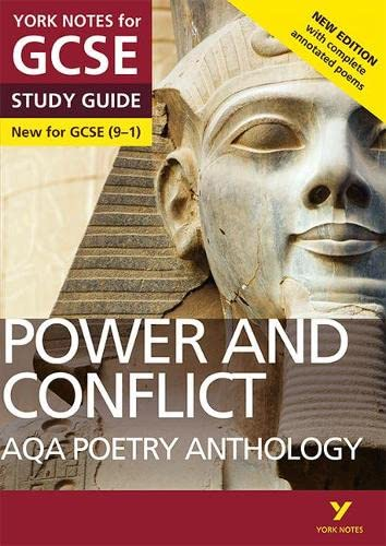 AQA Poetry Anthology - Power and Conflict: York Notes for GCSE (9-1) By Beth Kemp