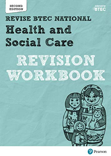 BTEC National Health and Social Care Revision Workbook By Georgina Shaw
