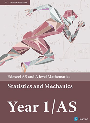Edexcel AS and A level Mathematics Statistics & Mechanics Year 1/AS Textbook + e-book By Greg Attwood