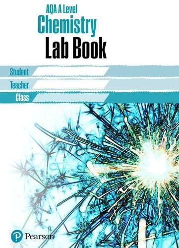 AQA A level Chemistry Lab Book (AQA A level Science (2015))