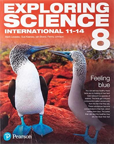 Exploring Science International Year 8 Student Book von Mark Levesley