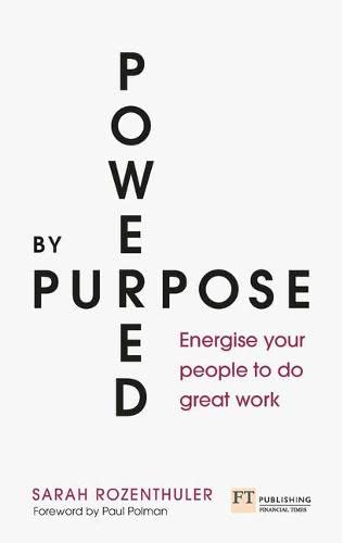Powered by Purpose By Sarah Rozenthuler