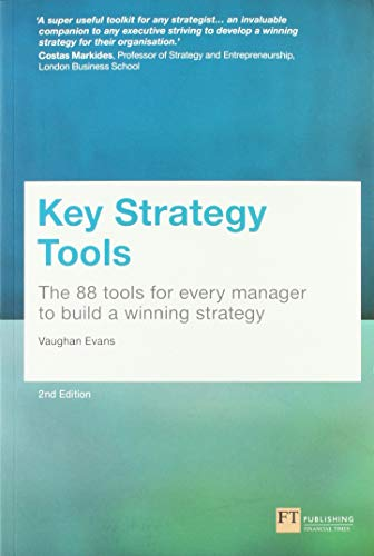 Key Strategy Tools By Vaughan Evans