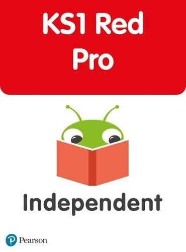 Bug Club Pro Independent Red Book Band (KS1) Pack (72 books) By Emma Lynch