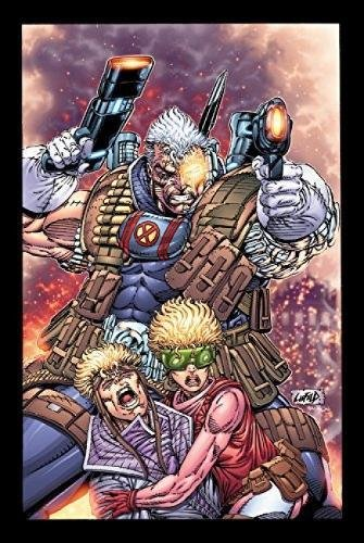 X-force Epic Collection: Under The Gun By Rob Liefeld
