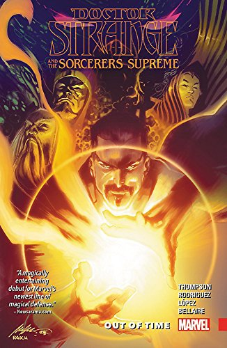 Doctor Strange And The Sorcerers Supreme Vol. 1: Out Of Time By Robbie Thompson