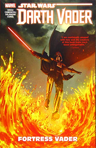 Star Wars: Darth Vader - Dark Lord Of The Sith Vol. 4: Fortress Vader By Charles Soule