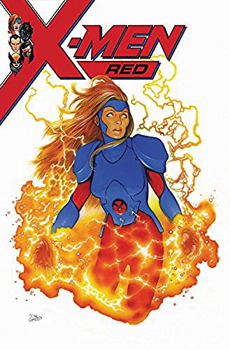 X-men Red Vol. 1: The Hate Machine By Tom Taylor