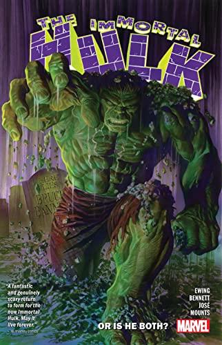 Immortal Hulk Vol. 1: Or Is He Both? By Al Ewing