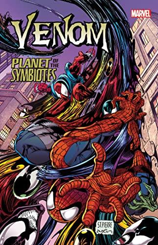 Venom: Planet Of The Symbiotes By Michelinie David