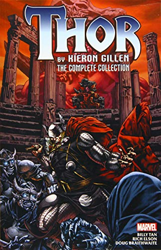 Thor By Kieron Gillen: The Complete Collection By Kieron Gillen