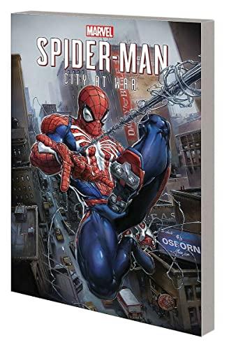 Marvel's Spider-man: City At War By Dennis Hopeless